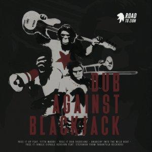 album Dub Against Blackjack - Road to Zion
