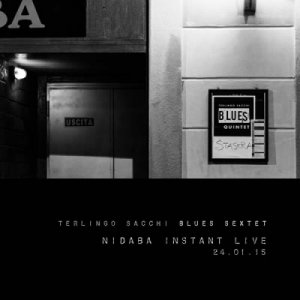 album Nidaba Istant live 24.01.15 - Terlingo Sacchi Blues Band