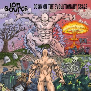 album Down on the evolutionary scale - Ion Source