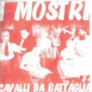 album I Mostri - Cavalli da Battaglia - Francesco Sanfrancesco