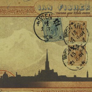 album Vienna You White Moon - Ian Fisher