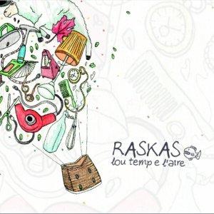 album Lou Temp e l'Aire - Raskas - Folk 'n Roll d'OC