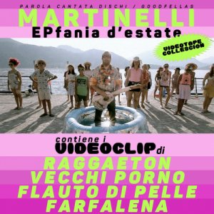album EPfania d'estate Videotape Collescion - MARTINELLI