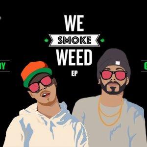album We Smoke Weed - Split
