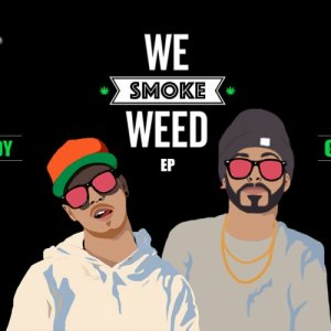 album We Smoke Weed - Split