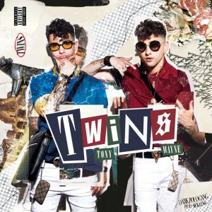 album Twins - Dark Polo Gang