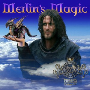 album Merlin's Magic - Pieresis