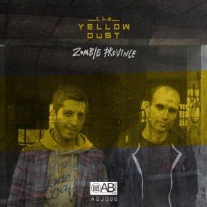 album Zombie Province EP - The Yellow Dust