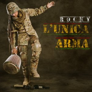 album L'UNICA ARMA - ROCKY G.Vox