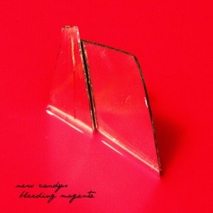 album Bleeding Magenta - New Candys