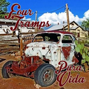 album PURA VIDA - Four Tramps