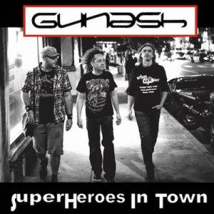 album SuperHeroes In Town - Gunash
