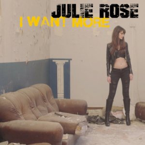 album I Want More - Julie Rose