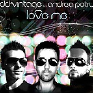 album ADD'VINTAGE/ ANDREA PETRUCCI Love me - ANDREA PETRUCCI