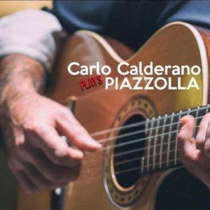 album Plays Piazzolla - Carlo Calderano