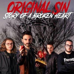 album Story Of A Broken Heart - Original Sin_Official