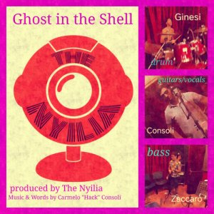 album Ghost in the shell - The Nyilia
