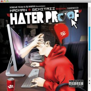 album Hateproof - Compilation