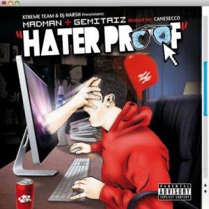 album Hateproof - Compilation