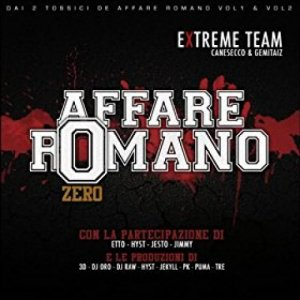 album Affare romano vol.0 - Compilation