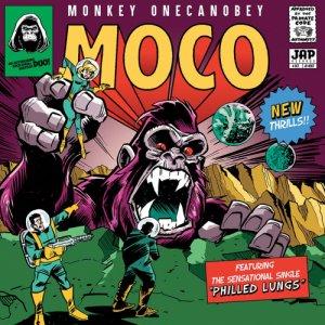 album MOCO - Monkey OneCanObey