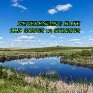 album NEVERENDING HATE OLD SONGS 12 STRINGS - Alex Snipers