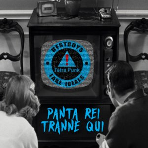 album Panta rei, tranne qui - Tetra Punk