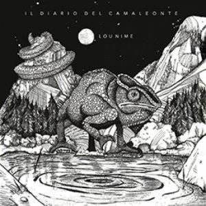 album Il Diario del Camaleonte - Lou Nime