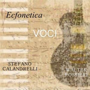 album Voci - Ecfonetica