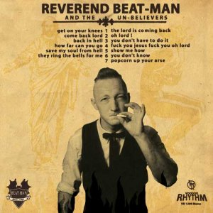 album GET ON YOUR KNEES - Reverend Beat-Man