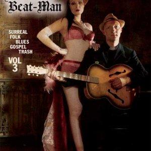 album SURREAL FOLK BLUES GOSPEL TRASH VOL3 - Reverend Beat-Man