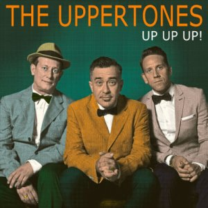 album Up Up Up! - The Uppertones
