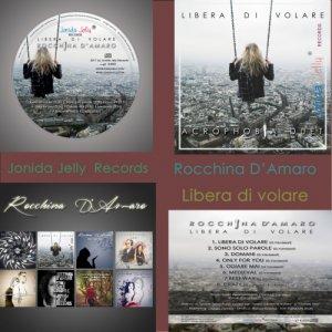 album Libera di Volare - Rocchina D'Amaro