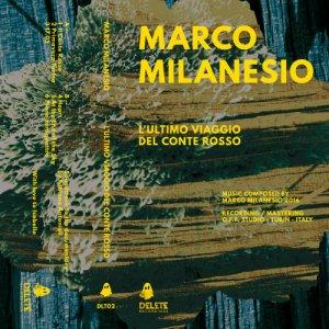album L'ultimo viaggio del Conte Rosso - marco milanesio