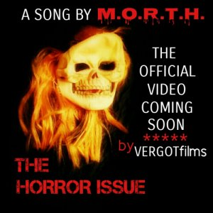 album THE HORROR ISSUE - M.O.R.T.H.