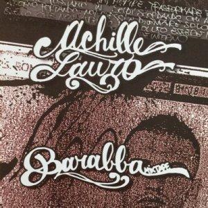 album Barabba Mixtape - Achille Lauro