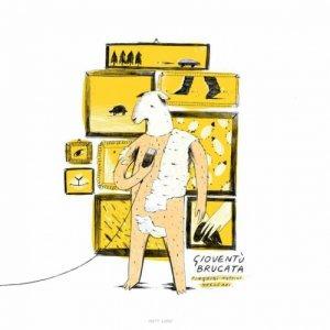 album Gioventù Brucata - Pinguini Tattici Nucleari