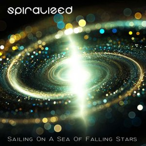 album Sailing On A Sea Of Falling Stars - Spiralized