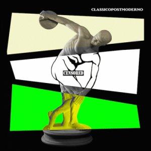 album CLASSICOPOSTMODERNO - Jacopo Tricoli
