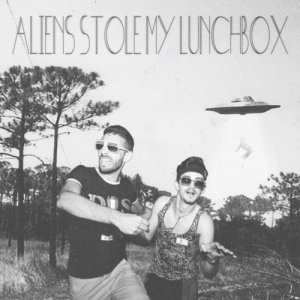 album Aliens Stole My Lunchbox - Dinosaurs and I