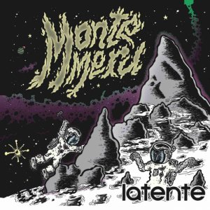 album Monte Meru - Latente