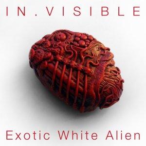 album EXOTIC WHITE ALIEN - IN.VISIBLE