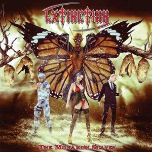 album The Monarch Slaves (album 2017, Unholy Fire Records) - EXTINCTION