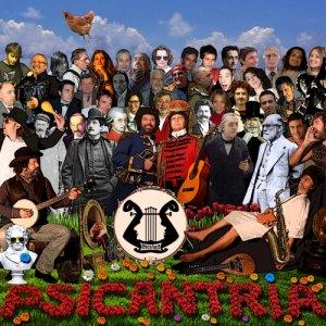 album Psicantria - Psicantria