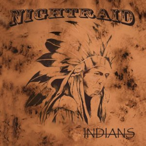 album INDIANS - Nightraid