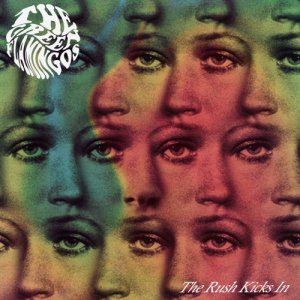 album The Rush Kicks In - The Green Flamingos
