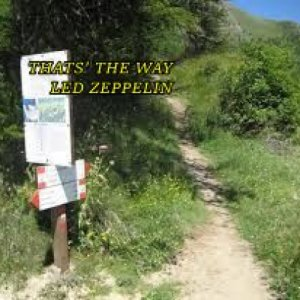 album THAT'S THE WAY LED ZEPPELIN COVER - Alex Snipers