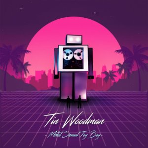 album Metal Sexual Toy Boy - Tin Woodman