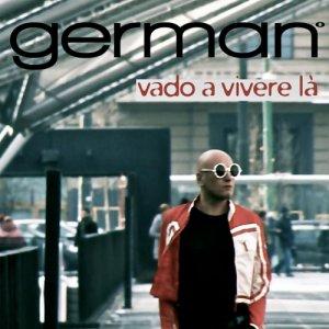 album Vado a vivere là (singolo) - German