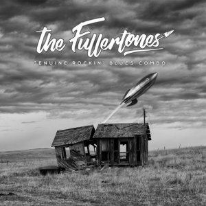 album Genuine Rockin' Blues Combo - The Fullertones
